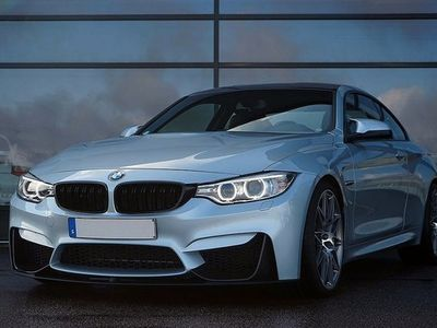 begagnad BMW M4 DCT Svensksåld Toppskick 2015, Personbil 519 000 kr