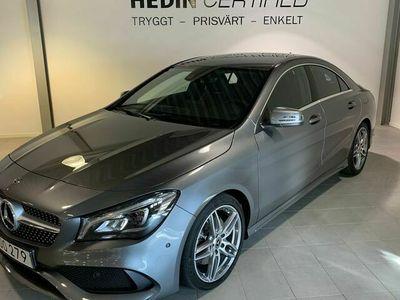 begagnad Mercedes CLA250 - Benz7G - DCT AMG Sport Navi 211hk