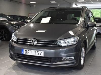 begagnad VW Touran 1.4 TSI DSG7 150hk