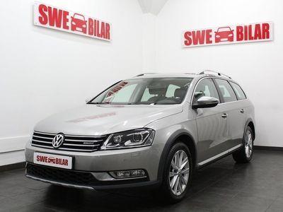 begagnad VW Passat Alltrack 2.0 TDI 4M 3-Års Garanti
