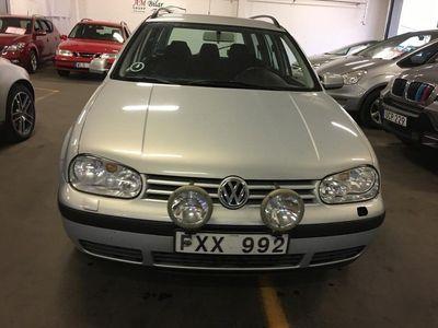 brugt VW Golf VARIANT 1.6 Comfort, Comfortline 100hk