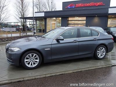 begagnad BMW 520 d xDrive Sedan Aut 190hk Connected Drive Navi Backkamera Sve