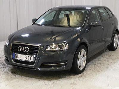 gebraucht Audi A3 Sportback 1.6 E85 2011, Halvkombi 60 000 kr - 73 000 kr
