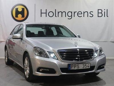 begagnad Mercedes E200 Cgi Blueefficiency (184hk)