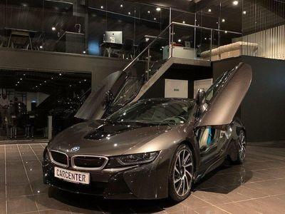 begagnad BMW i8 1.5 + 7.1 kWh * MELLANDAGSREA