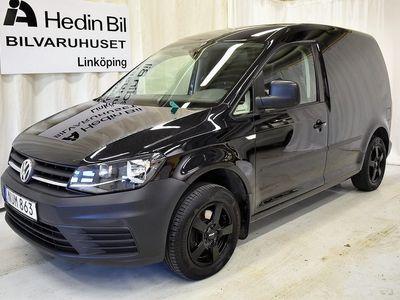 gebraucht VW Caddy 1.4 TSI BlueMotion, 125hk