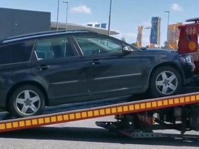 begagnad Volvo V50 2.0 Kinetic /reservdelsbil