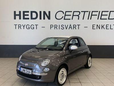 used Fiat 500 1.2 69hk *30 ANNIVERSARY* // Inkl Vinterhjul