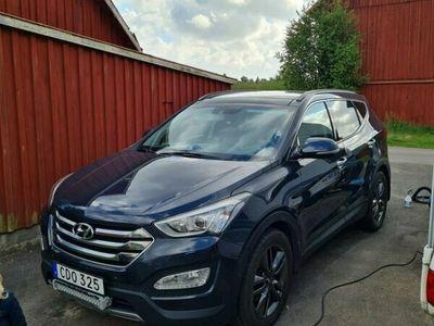 begagnad Hyundai Santa Fe DM