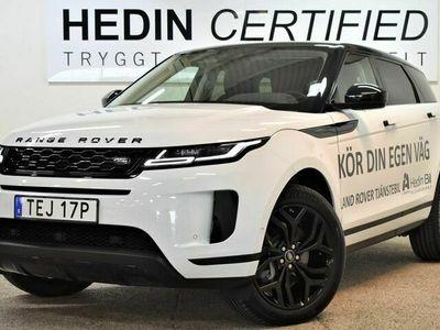 begagnad Land Rover Range Rover evoque SE 200hk