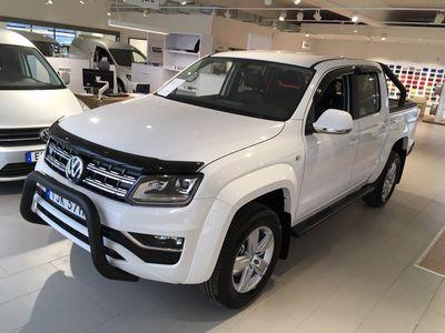 gebraucht VW Amarok HIGH 3,0 258 HK AUT 4M -19