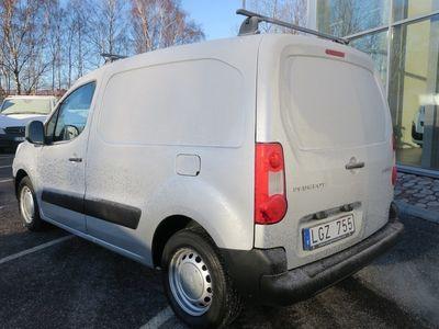 begagnad Peugeot Partner 1.6 75hk L1