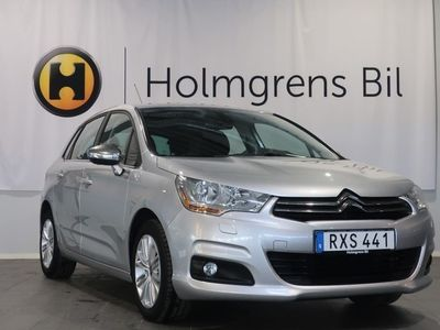 used Citroën C4 1.6 HDi Nordic Edition (115hk)