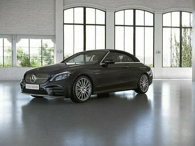 begagnad Mercedes C300 Cabriolet SE Edition