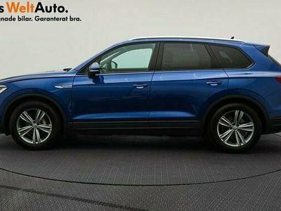 begagnad VW Touareg V6 TDI 4Motion 286 Drag P-värmare 2019, SUV Pris 489 900 kr