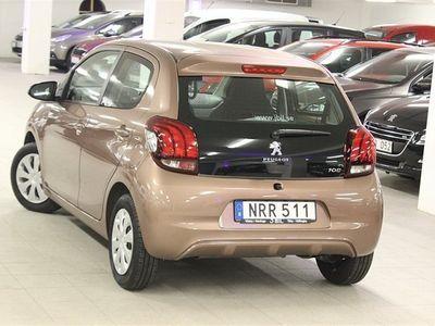 gebraucht Peugeot 108 Active 1,0 VTi 5D - MOTORVÄRMARE