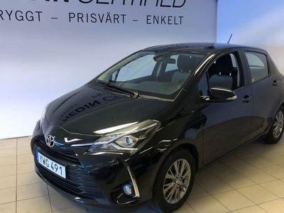 brugt Toyota Yaris Active / VINTERHJUL / LÅGAMIL / BACKKAMERA