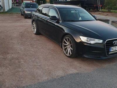 begagnad Audi A6 2.0tdi Ny kamrem -13