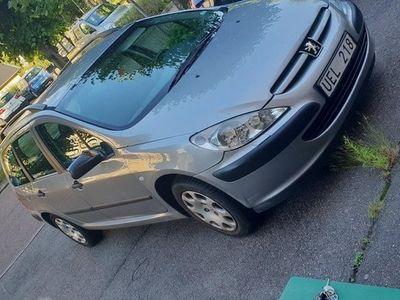 begagnad Peugeot 307 - 03 Reservdelsbil