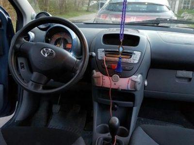 begagnad Toyota Aygo 1,0 -08
