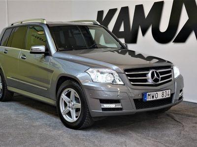 begagnad Mercedes GLK220 | AWD | Sportpaket | S&V-Hjul | 170hk