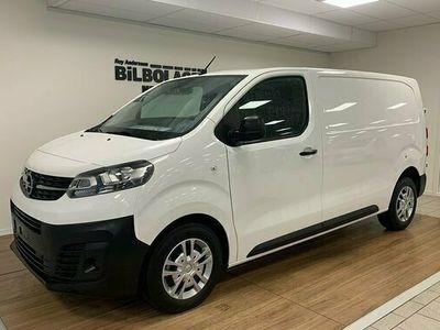 begagnad Opel Vivaro L2 Aut Drag Värmare Låg skatt 2020, Transportbil Pris 262 500 kr