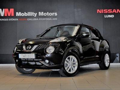 begagnad Nissan Juke DIG-T 115 Acenta bensin, manuell