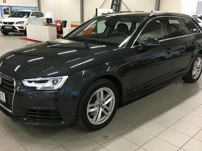 begagnad Audi A4 AVANT 2.0 TDI 150 HK