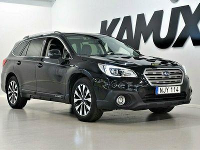 begagnad Subaru Outback 2.0 4WD   Summit   Taklucka   S&V Hjul
