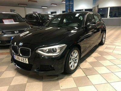 begagnad BMW 120 M-Sport AUT 184HK