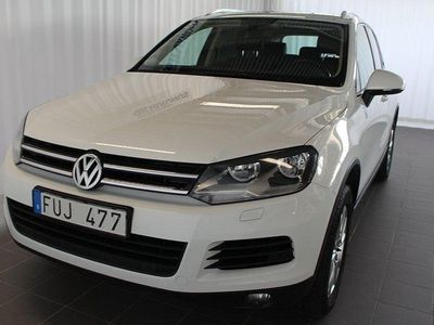 begagnad VW Touareg V6 Tdi Bluemotion Automat