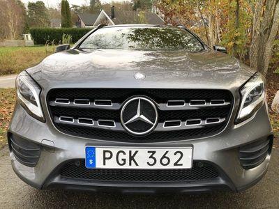 begagnad Mercedes GLA250 4MATIC, AMG Sport 211hk