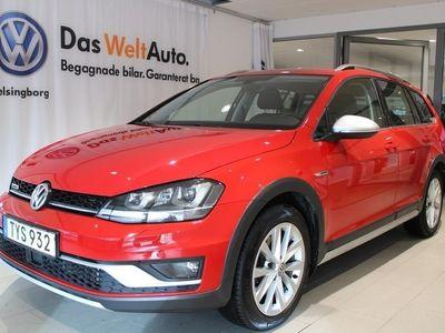 begagnad VW Golf Alltrack TSI 180 DSG