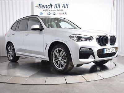 begagnad BMW X3 xDrive20i / M-Sport / Adaptiva LED