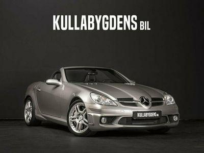 begagnad Mercedes SLK55 AMG AMG Performance | Airscarf | H/K | Navi
