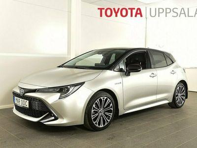 begagnad Toyota Corolla Hybrid 2.0 Elhybrid Style Bi-tone