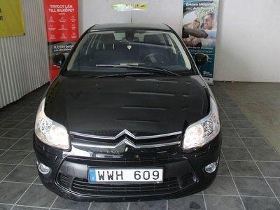 begagnad Citroën C4 1.6 Bioflex 109hk