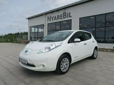 begagnad Nissan Leaf 24 kWh 109hk