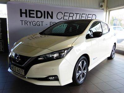 begagnad Nissan Leaf TEKNA 40 KWH 2-TONE