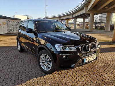 begagnad BMW X3 xDrive 20d Auto