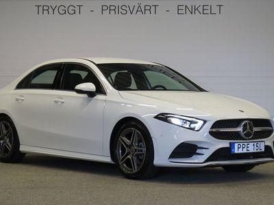 begagnad Mercedes A200 Sedan AMG-line/Vinterhjul/