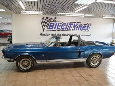 begagnad Ford Mustang Cab GT350 Shelby CLONE