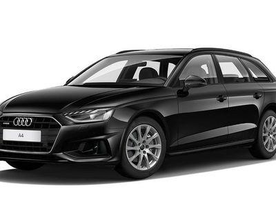 begagnad Audi A4 40TDI 204hk Business Lease 7,5PBB