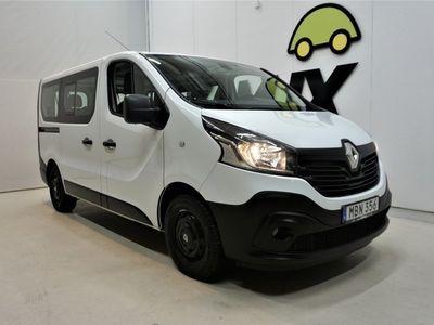begagnad Renault Trafic Minibuss 9-Sits Passenger D-Värmare