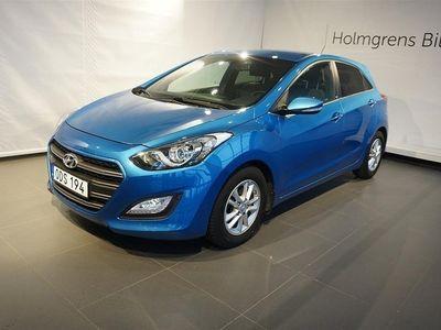 begagnad Hyundai i30 1.6d