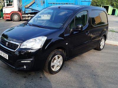 begagnad Peugeot Partner Van 1.6 BlueHDi Euro 6 99hk
