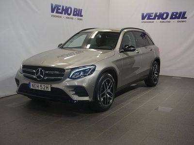 begagnad Mercedes GLC250 4MATIC Aut AMG Line-Night Package-Värmare