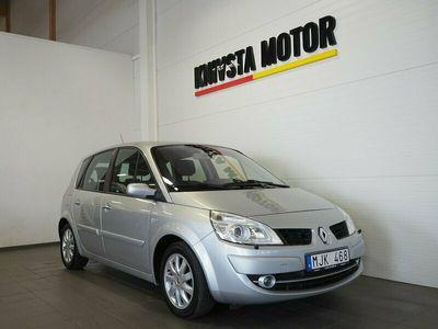 begagnad Renault Scénic 1.6 112hk (Drag, M-värmare)