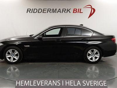begagnad BMW 520 d xDrive Sedan, F10 (184hk)