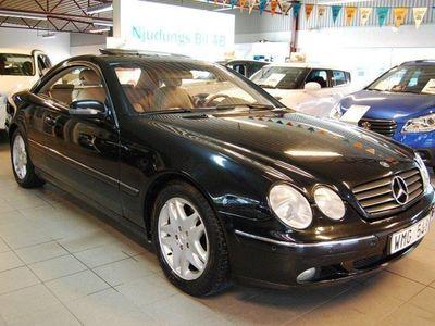 usata Mercedes CL500 V8 306HK -01